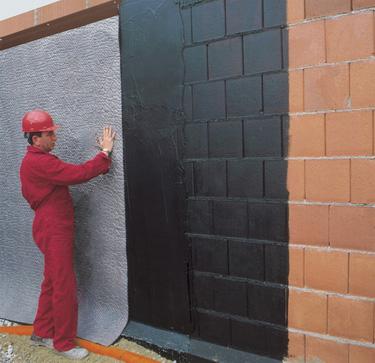 Impermeabilizaci n de muros paredes - Impermeabilizante para paredes ...